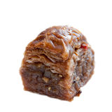 Baklava sweet Stock Images