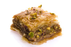Baklava - traditional sweet desert Stock Photo