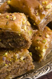 Baklava - traditional sweet desert Stock Photos