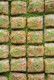 Baklava from Turkish cuisine, Turkey Royalty Free Stock Photo