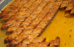 Baklava 1 Royalty Free Stock Photo