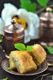 Baklava Stock Photography