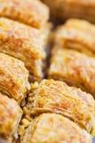 Baklava turque Photo stock