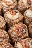 Baklava with walnut Royalty Free Stock Photo