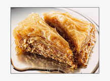Baklavas Fotos de Stock Royalty Free