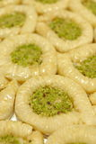 Baklawa. Traditional dessert from lebanon Stock Photo