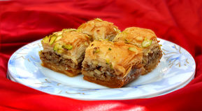 Baklawa-1 Stock Photos
