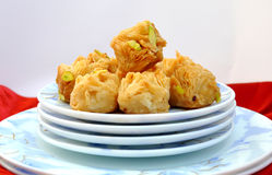 Baklawa-4 Royalty Free Stock Images