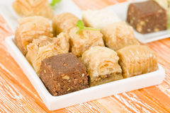 Baklawa Stock Photography