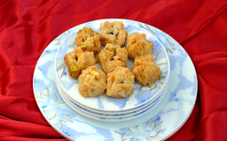 Baklawa-5 Royalty Free Stock Photography