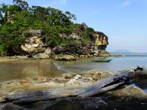 Bako国家公园 沙捞越 自治市镇 马来西亚 库存图片
