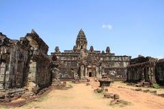Bakong σε Angkor Στοκ εικόνες με δικαίωμα ελεύθερης χρήσης