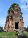 Bakong. Stunning Bakong Temple situated within the vast Angkor Wat complex in Siem Reap, Cambodia Stock Image