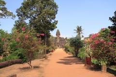 Bakong in Angkor Stock Image
