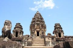 Bakong in Angkor Royalty Free Stock Photography