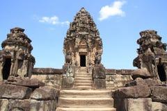 Bakong in Angkor Royalty Free Stock Image