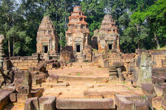 Bakong at Angkor Royalty Free Stock Photos
