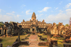 Bakong temple in cambodia Stock Photography