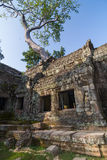 Bakong temple Royalty Free Stock Photos