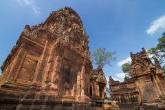Bakong temple Royalty Free Stock Photo