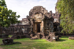 Bakong temple mountain, Cambodia Royalty Free Stock Image