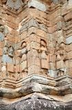 Bakong temple ruins Stock Photos