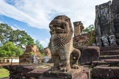 Bakong temple Stock Photo