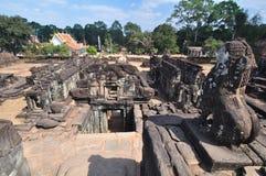 Bakong Wat in Siem Reap, Cambogia Fotografie Stock