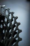 Bakre kassett för cykel Arkivfoto
