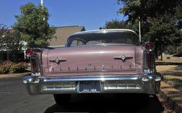 Bakre sikt Oldsmobile Buick för toppen bil arkivbild