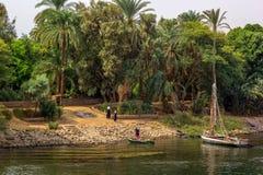 Baks del Nilo Fotos de archivo