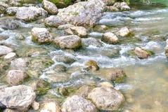 Baksan River Royalty Free Stock Photos