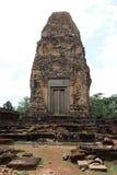 Baksei Chamkrong tempel Royaltyfri Foto
