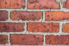 Baksteen concrete textuur als achtergrond Royalty-vrije Stock Afbeeldingen