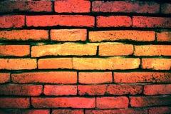 baksteen oude achtergrond in Thailand PIC2 Stock Afbeelding