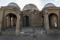 Baksteen Tunesië Stock Fotografie