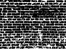 Baksteentextuur, achtergrond Baksteeneffect Stock Afbeeldingen
