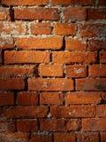 Bakstenen muur Royalty-vrije Stock Afbeelding