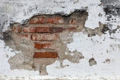 Bakstenen muur Stock Foto's