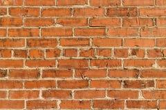 Bakstenen muur Royalty-vrije Stock Foto