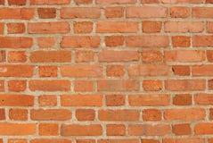 Bakstenen muur Royalty-vrije Stock Foto's