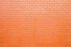 Bakstenen muur. Stock Fotografie