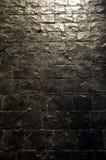 Bakstenen muur achtergrondtextuur voor 3D textuur Stock Afbeeldingen