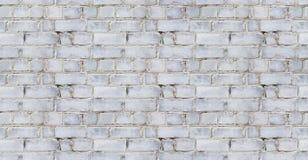 Bakstenen muur naadloos Stock Afbeeldingen