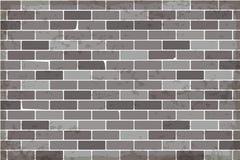 Bakstenen muur vector, grijze bakstenen muur, bakstenenvector Royalty-vrije Stock Afbeelding