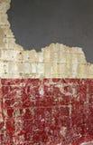 Bakstenen muurachtergrond Stock Afbeelding