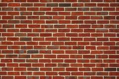 Bakstenen muurachtergrond stock foto's