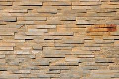Bakstenen muurachtergrond en textuur Royalty-vrije Stock Foto's