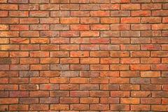 Bakstenen muurachtergrond, textuur Stock Foto's