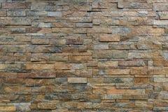 Bakstenen muurpatroon Royalty-vrije Stock Fotografie